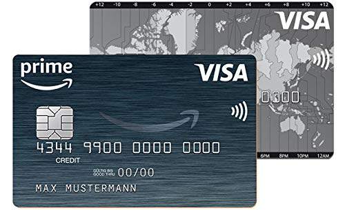Die Amazon.de VISA Karte