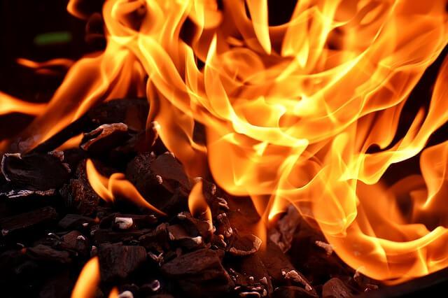 Wertsachen vor Feuer schützen