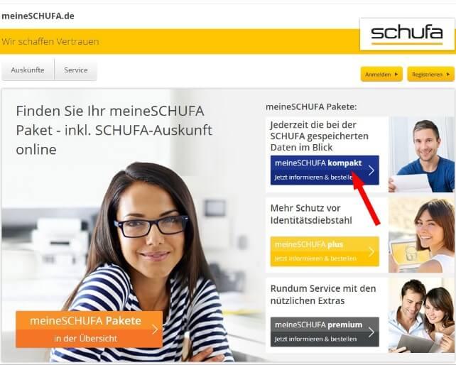 """Schufa als Informationsträger über deine """"Zahlungsmoral""""."""